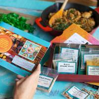 Thoughtful Gifts For Men: the curry kit
