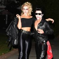 Matt Bellamy and Elle Evans As Grease