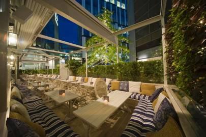 Outdoor Dining In London Manchester Amp Edinburgh Glamour Uk