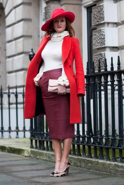 Carmen Negoita, Fashion Blogger