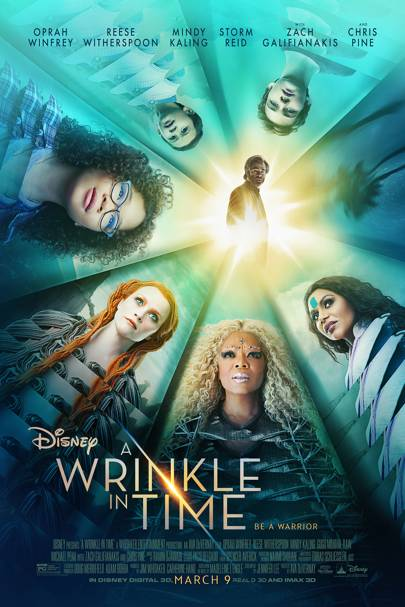 A Wrinkle of Time