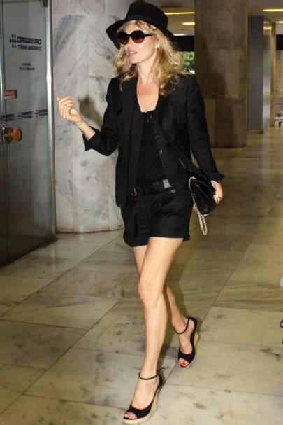 Kate Moss – Wedge Wonder