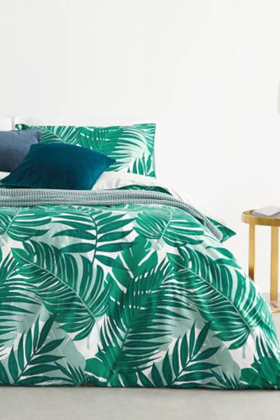 Best duvet cover for *all* the jungle vibes