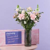 Best letterbox flowers for adding to your Mother's Day card order: Moonpig letterbox flowers