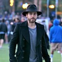 Jared Leto at Coachella 2012