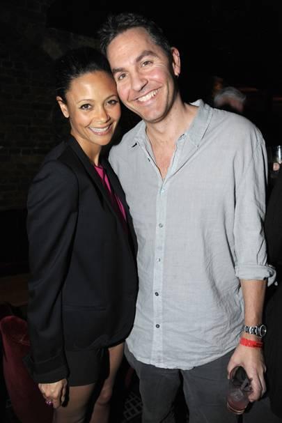 Thandie Newton & Ol Parker