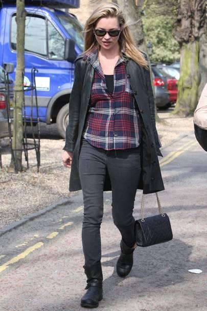 Kate Moss – Jean Genius