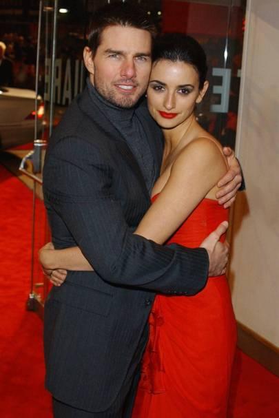 Penelope Cruz & Tom Cruise