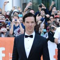 6ft: Benedict Cumberbatch
