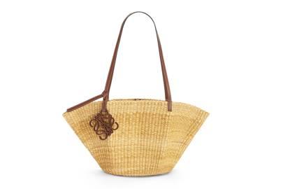 LOEWE BASKET BAGS 2021 - Shell Basket