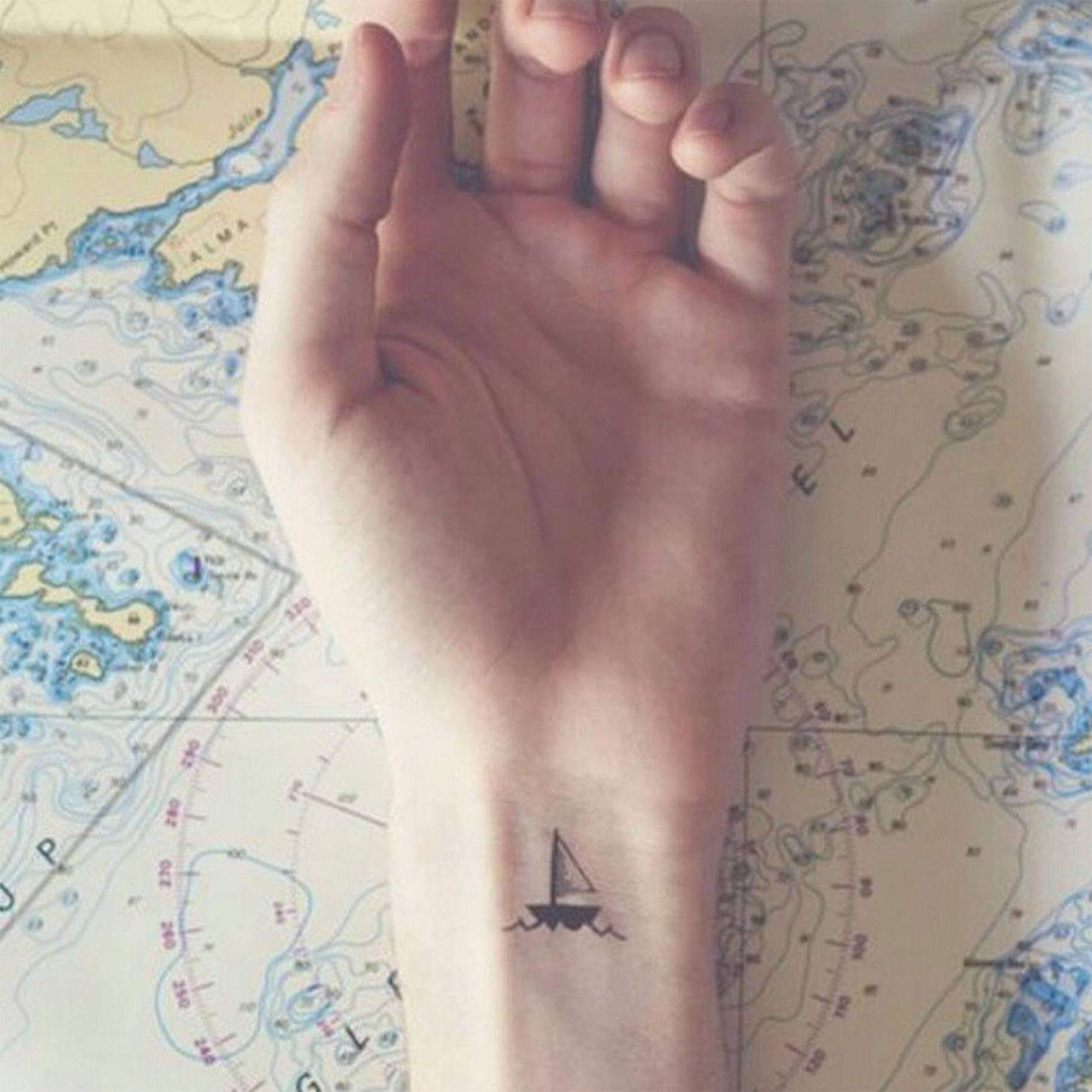 95b31c48d Where To Get A Tattoo: Pretty Tattoo Placement Ideas For Girls | Glamour UK