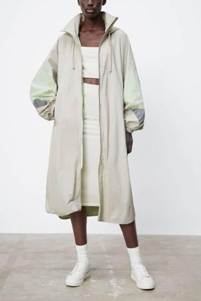Best raincoats for women: Zara