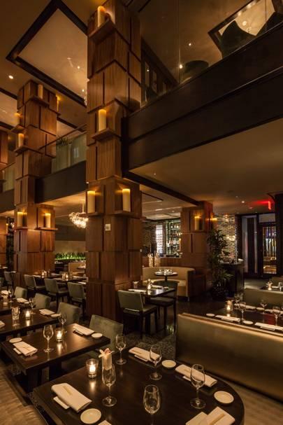 Taylor swift 39 s favourite restaurants hangouts glamour uk for Koi new york