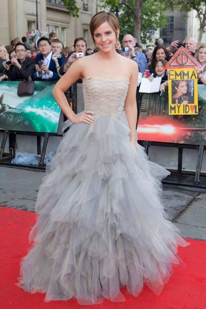 Emma Watson – Oscar Winner