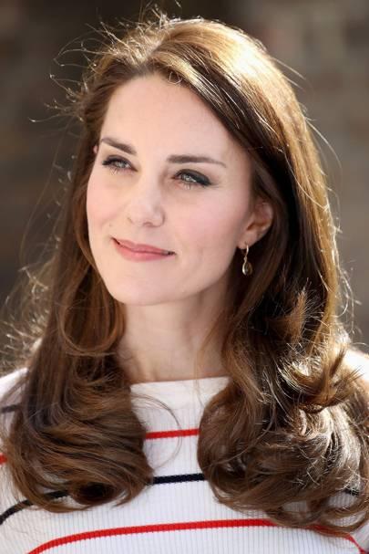 Kate Middleton Flannel Face Cloth Skincare Secrets Glamour Uk