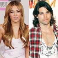 Miley Cyrus vs. Justin Gaston