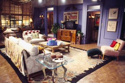 Monica's apartment - Friends