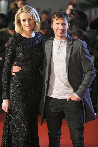 2017 summer fashion trend - James Blunt Marries Sofia Wellesley Majorca Wedding News