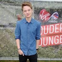 Conor Maynard in the Virgin Media Louder Lounge 2012