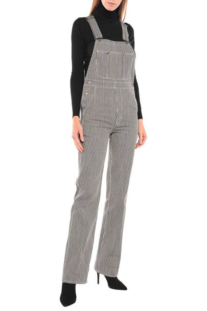 Best Striped Dungarees