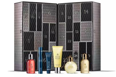 Best beauty advent calendar 2020 for bath & body products