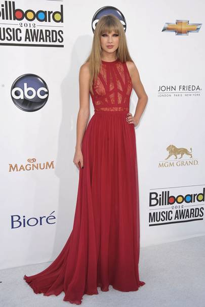 Taylor Swift at the Billboard Music Awards 2012