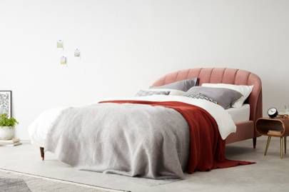 Made.com Black Friday deals 2020: the pink double bed