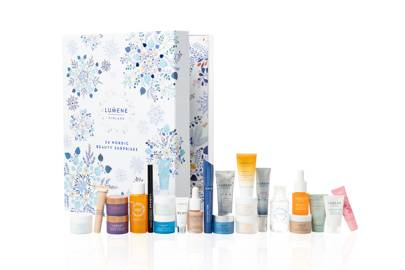 Best beauty advent calendar for Scandi beauty