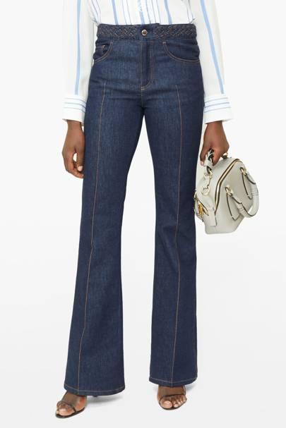 Best Flared Jeans - Chloe