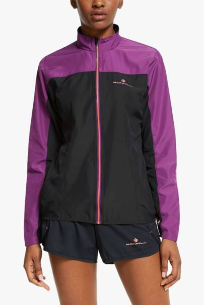 Best breathable running jacket