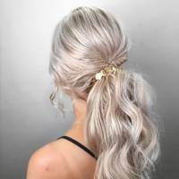 Ponytail Hairstyles 2018 Hair Up Ideas Glamour Uk