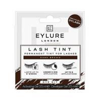 The lash tint