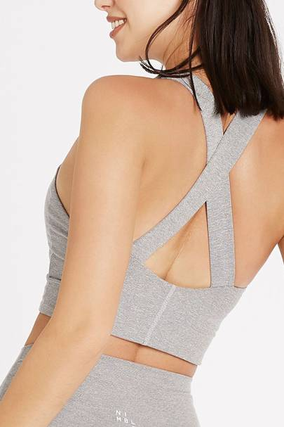 Best gym clothes: the Nimble sports bra