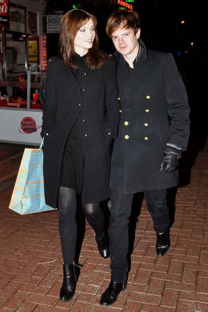 Sophie Ellis Bextor & Richard Jones