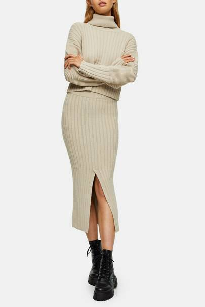 Topshop's Black Friday Sale: The knit skirt