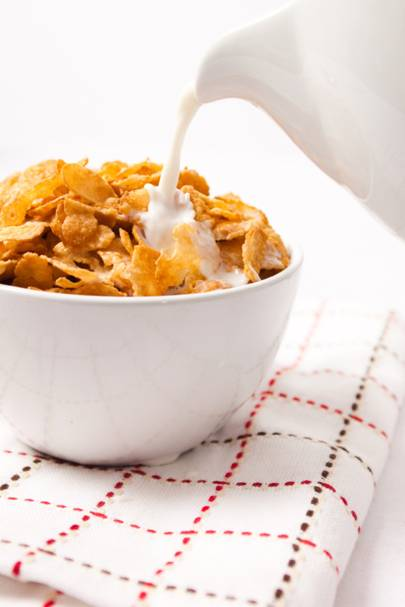 SWAP Cornflakes For …