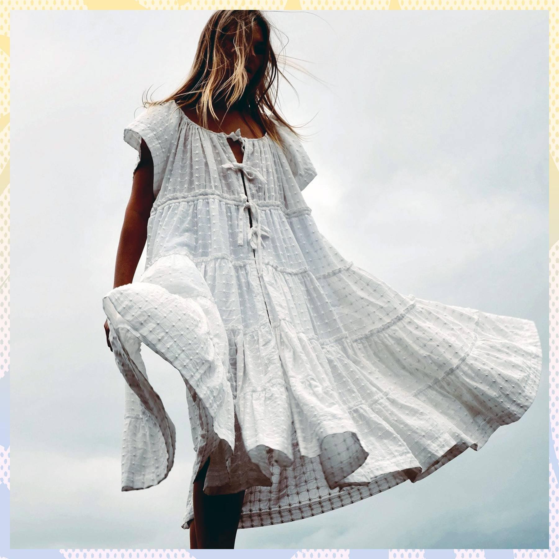 e74b3a5bda Summer dresses 2019 UK - Midi