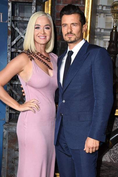 Orlando Bloom & Katy Perry