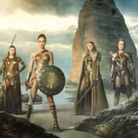 Wonder Woman (and the Amazons)