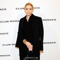 Ashley Olsen at the Club Monaco opening