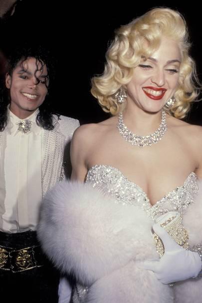 Madonna & Michael Jackson