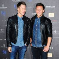 Dustin Lance Black & Tom Daley
