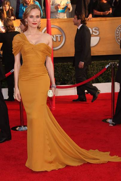 DO #12: Diane Kruger in Jason Wu at the SAG Awards, January