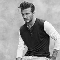 David Beckham bodywear for H&M spring 2015
