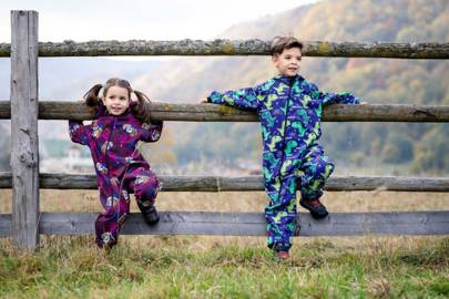 Softshell Jumpsuits by iELM