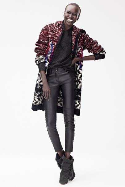 3230017de8 Isabel Marant for H M  Full Collection Photos and Lookbook (Glamour ...