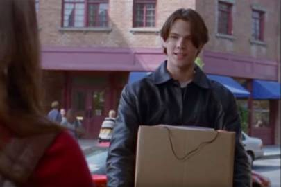 Jared Padalecki: Then