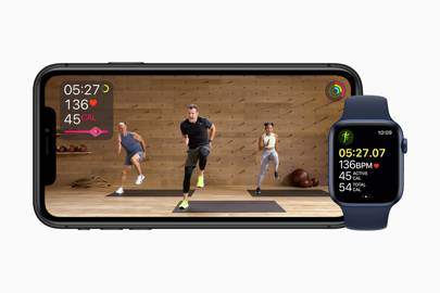 Apple just announced Fitness+, its own streaming workout platform (and it looks epic)