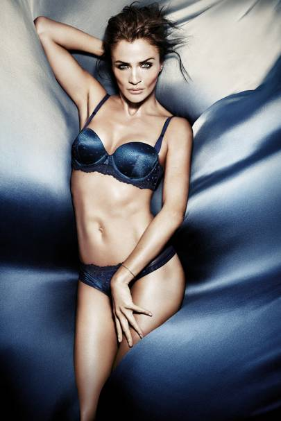 Helena Christensen For Triumph