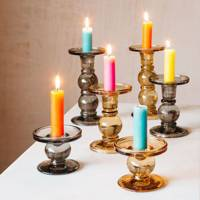 Best Christmas decorations: the candlesticks